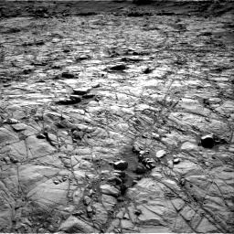 Nasa's Mars rover Curiosity acquired this image using its Right Navigation Camera on Sol 1378, at drive 84, site number 55