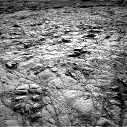 Nasa's Mars rover Curiosity acquired this image using its Right Navigation Camera on Sol 1378, at drive 90, site number 55