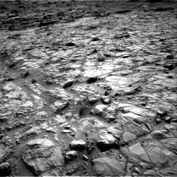Nasa's Mars rover Curiosity acquired this image using its Right Navigation Camera on Sol 1378, at drive 108, site number 55