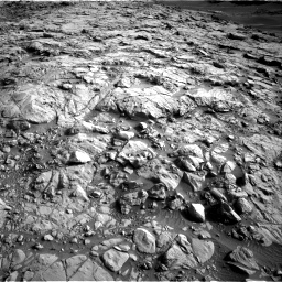 Nasa's Mars rover Curiosity acquired this image using its Right Navigation Camera on Sol 1378, at drive 192, site number 55