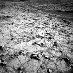 Nasa's Mars rover Curiosity acquired this image using its Right Navigation Camera on Sol 1378, at drive 228, site number 55