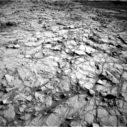 Nasa's Mars rover Curiosity acquired this image using its Right Navigation Camera on Sol 1378, at drive 240, site number 55