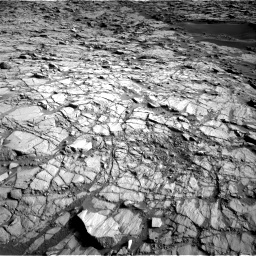 Nasa's Mars rover Curiosity acquired this image using its Right Navigation Camera on Sol 1378, at drive 276, site number 55