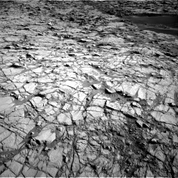Nasa's Mars rover Curiosity acquired this image using its Right Navigation Camera on Sol 1378, at drive 282, site number 55