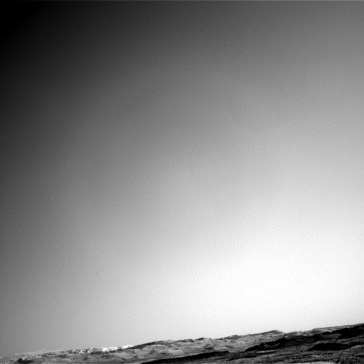Nasa's Mars rover Curiosity acquired this image using its Left Navigation Camera on Sol 1381, at drive 310, site number 55