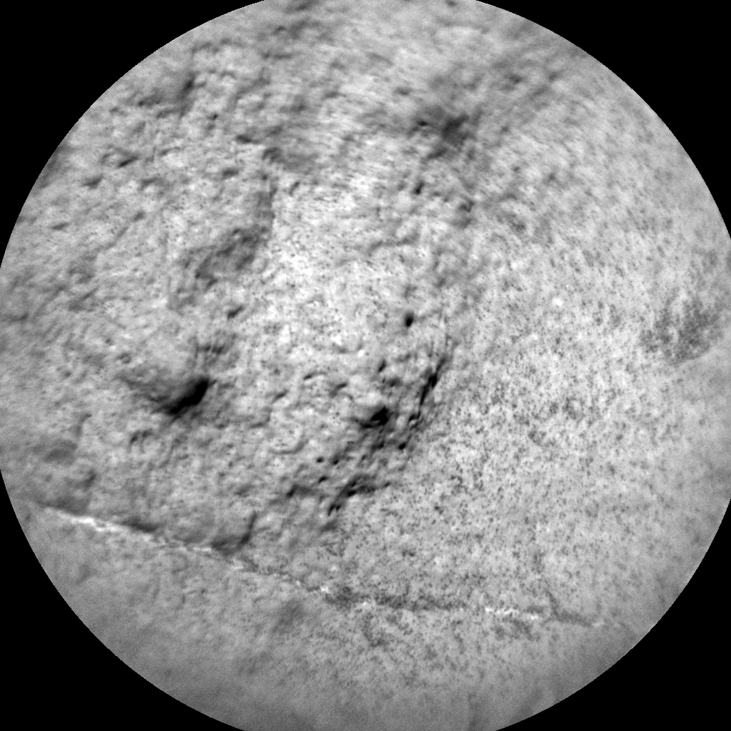 Nasa's Mars rover Curiosity acquired this image using its Chemistry & Camera (ChemCam) on Sol 1382, at drive 310, site number 55