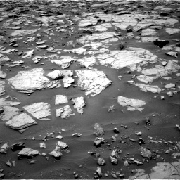 Nasa's Mars rover Curiosity acquired this image using its Right Navigation Camera on Sol 1383, at drive 496, site number 55