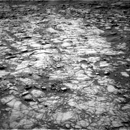 Nasa's Mars rover Curiosity acquired this image using its Right Navigation Camera on Sol 1383, at drive 532, site number 55