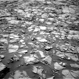 Nasa's Mars rover Curiosity acquired this image using its Right Navigation Camera on Sol 1384, at drive 874, site number 55