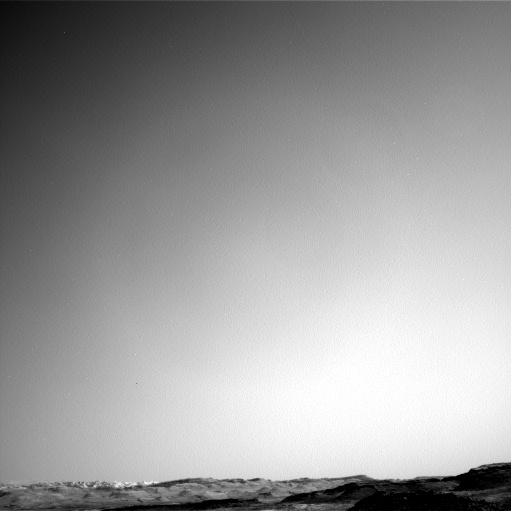 Nasa's Mars rover Curiosity acquired this image using its Left Navigation Camera on Sol 1385, at drive 1312, site number 55