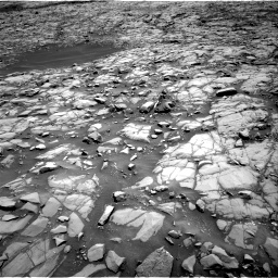 Nasa's Mars rover Curiosity acquired this image using its Right Navigation Camera on Sol 1385, at drive 940, site number 55