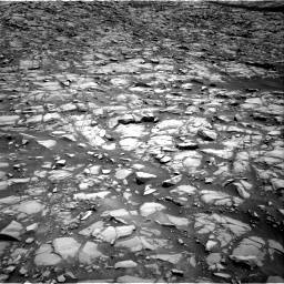 Nasa's Mars rover Curiosity acquired this image using its Right Navigation Camera on Sol 1385, at drive 958, site number 55