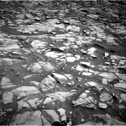 Nasa's Mars rover Curiosity acquired this image using its Right Navigation Camera on Sol 1385, at drive 982, site number 55