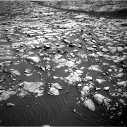 Nasa's Mars rover Curiosity acquired this image using its Right Navigation Camera on Sol 1385, at drive 1078, site number 55
