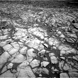 Nasa's Mars rover Curiosity acquired this image using its Right Navigation Camera on Sol 1385, at drive 1246, site number 55