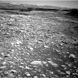 Nasa's Mars rover Curiosity acquired this image using its Right Navigation Camera on Sol 1385, at drive 1288, site number 55