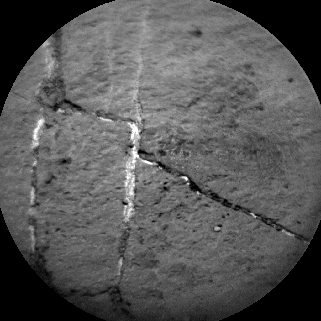 Nasa's Mars rover Curiosity acquired this image using its Chemistry & Camera (ChemCam) on Sol 1385, at drive 940, site number 55