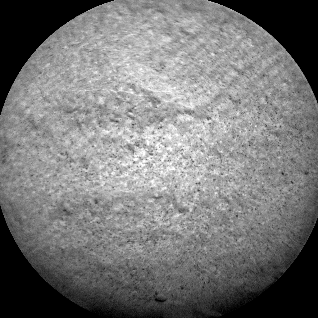 Nasa's Mars rover Curiosity acquired this image using its Chemistry & Camera (ChemCam) on Sol 1386, at drive 1312, site number 55