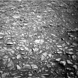 Nasa's Mars rover Curiosity acquired this image using its Right Navigation Camera on Sol 1387, at drive 1336, site number 55