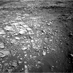 Nasa's Mars rover Curiosity acquired this image using its Right Navigation Camera on Sol 1387, at drive 1366, site number 55