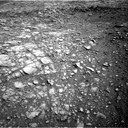 Nasa's Mars rover Curiosity acquired this image using its Right Navigation Camera on Sol 1387, at drive 1372, site number 55