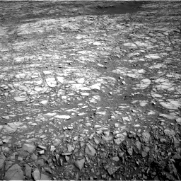 Nasa's Mars rover Curiosity acquired this image using its Right Navigation Camera on Sol 1387, at drive 1414, site number 55