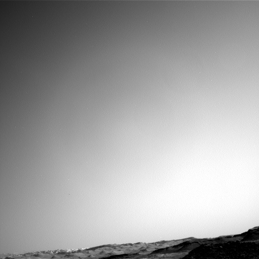 Nasa's Mars rover Curiosity acquired this image using its Left Navigation Camera on Sol 1388, at drive 1420, site number 55