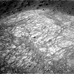 Nasa's Mars rover Curiosity acquired this image using its Left Navigation Camera on Sol 1398, at drive 1798, site number 55