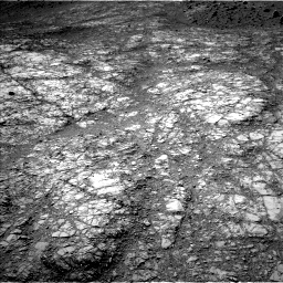 Nasa's Mars rover Curiosity acquired this image using its Left Navigation Camera on Sol 1398, at drive 1846, site number 55