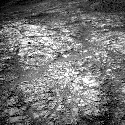 Nasa's Mars rover Curiosity acquired this image using its Left Navigation Camera on Sol 1398, at drive 1852, site number 55