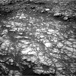 Nasa's Mars rover Curiosity acquired this image using its Right Navigation Camera on Sol 1398, at drive 1504, site number 55