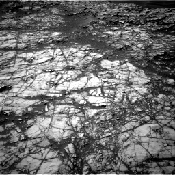 Nasa's Mars rover Curiosity acquired this image using its Right Navigation Camera on Sol 1398, at drive 1552, site number 55