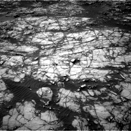 Nasa's Mars rover Curiosity acquired this image using its Right Navigation Camera on Sol 1398, at drive 1564, site number 55
