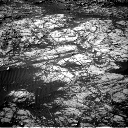 Nasa's Mars rover Curiosity acquired this image using its Right Navigation Camera on Sol 1398, at drive 1606, site number 55