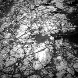 Nasa's Mars rover Curiosity acquired this image using its Right Navigation Camera on Sol 1398, at drive 1660, site number 55