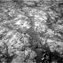 Nasa's Mars rover Curiosity acquired this image using its Right Navigation Camera on Sol 1398, at drive 1720, site number 55