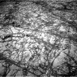 Nasa's Mars rover Curiosity acquired this image using its Right Navigation Camera on Sol 1398, at drive 1732, site number 55