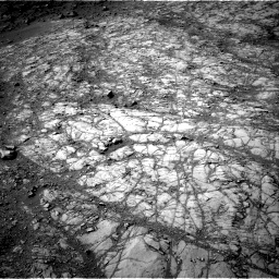 Nasa's Mars rover Curiosity acquired this image using its Right Navigation Camera on Sol 1398, at drive 1738, site number 55