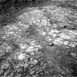 Nasa's Mars rover Curiosity acquired this image using its Right Navigation Camera on Sol 1398, at drive 1750, site number 55