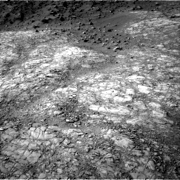 Nasa's Mars rover Curiosity acquired this image using its Right Navigation Camera on Sol 1398, at drive 1774, site number 55