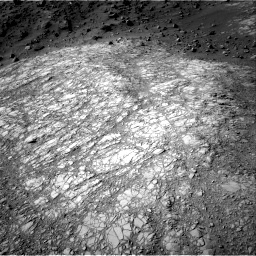 Nasa's Mars rover Curiosity acquired this image using its Right Navigation Camera on Sol 1398, at drive 1792, site number 55