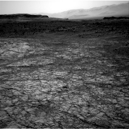 Nasa's Mars rover Curiosity acquired this image using its Right Navigation Camera on Sol 1398, at drive 1804, site number 55