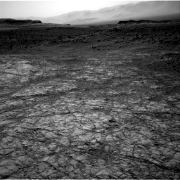 Nasa's Mars rover Curiosity acquired this image using its Right Navigation Camera on Sol 1398, at drive 1810, site number 55