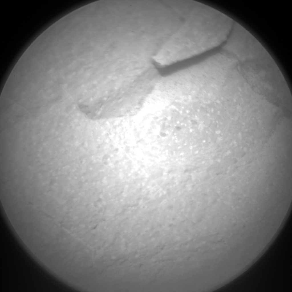 Nasa's Mars rover Curiosity acquired this image using its Chemistry & Camera (ChemCam) on Sol 1399, at drive 1864, site number 55