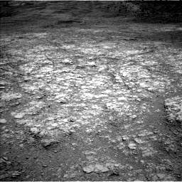 Nasa's Mars rover Curiosity acquired this image using its Left Navigation Camera on Sol 1399, at drive 1888, site number 55