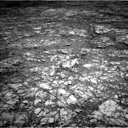 Nasa's Mars rover Curiosity acquired this image using its Left Navigation Camera on Sol 1399, at drive 1948, site number 55