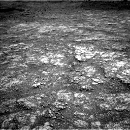 Nasa's Mars rover Curiosity acquired this image using its Left Navigation Camera on Sol 1399, at drive 1972, site number 55