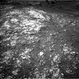 Nasa's Mars rover Curiosity acquired this image using its Left Navigation Camera on Sol 1399, at drive 2032, site number 55