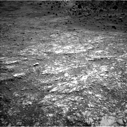 Nasa's Mars rover Curiosity acquired this image using its Left Navigation Camera on Sol 1399, at drive 2050, site number 55