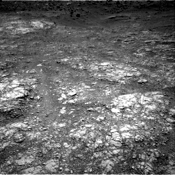 Nasa's Mars rover Curiosity acquired this image using its Right Navigation Camera on Sol 1399, at drive 1972, site number 55